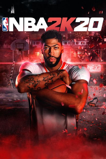 It's NBA2k20. That is very nice.