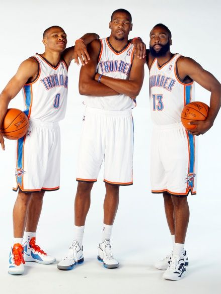 Former Oklahoma was top notch. With James Harden, Kevin and Westbrook.