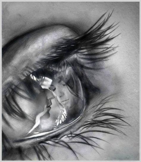 Da li si idiot ili gospodin,ovisi da li se nalaziš u ženskim očima ili suzama.