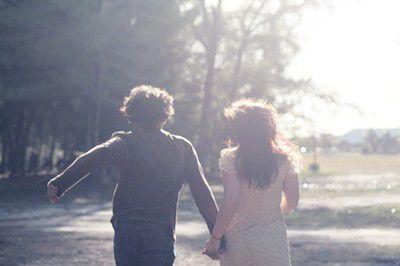 If we run away (run away), no we won't ever look back!