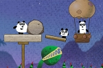 miselne igre 3 Pandas 2: Night