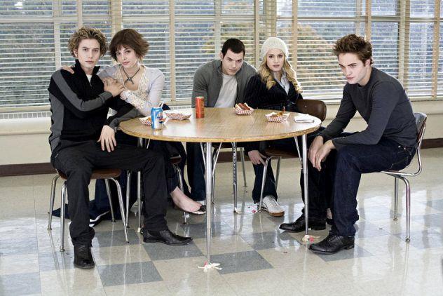 Jasper Hale,Alice Cullen,Emmet Cullen,Rosalie Cullen,Edward Cullen