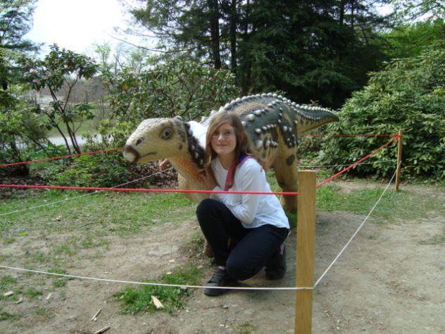 Z dinozavrom
