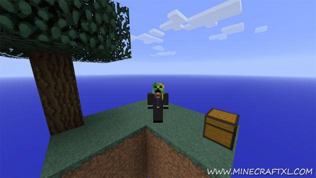 minecraft - skyblock