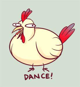 funny chicken :P