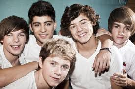 I love them!!! Ker ti je najlepši??? Liam,Luis,Niall,Harry,Zayn???