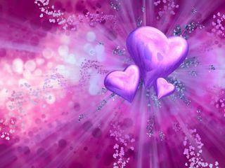 Purple heart´s