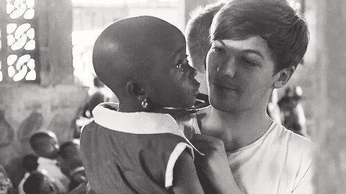 Louis in Ghana