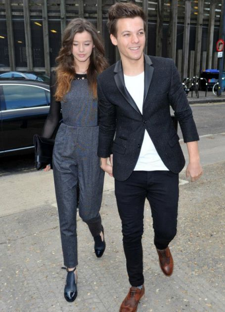 Louis and Eleanor 17.2.2013