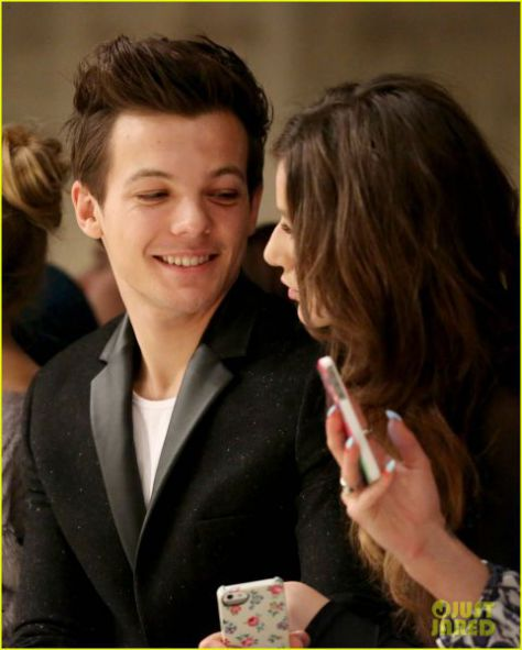 Skuoaj na londonskem dnevu mode Lou and Eleanor #2