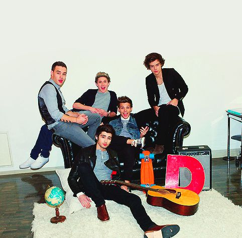 one band, one dream one direction