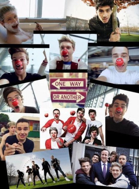 <3 one way or another <3