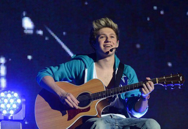 take me home tour #27 Niall