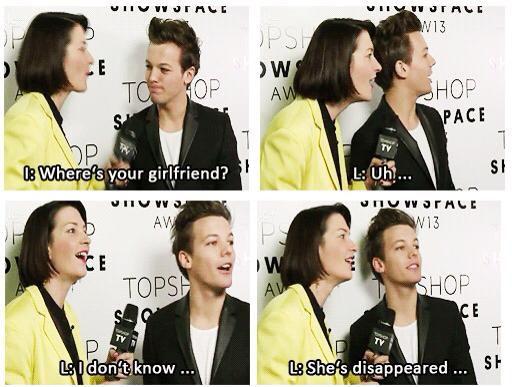 ooooohhhh Louis