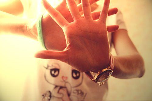 Hands :*