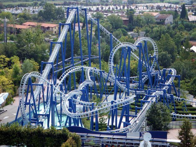 blue tornado v gardalandu!!!