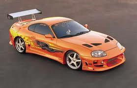 Toyota Supra Twin-turbo