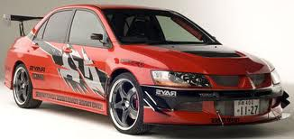 Mitsubishi Lancer Evolution lX GSR