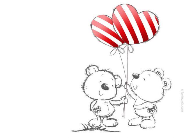 love balons