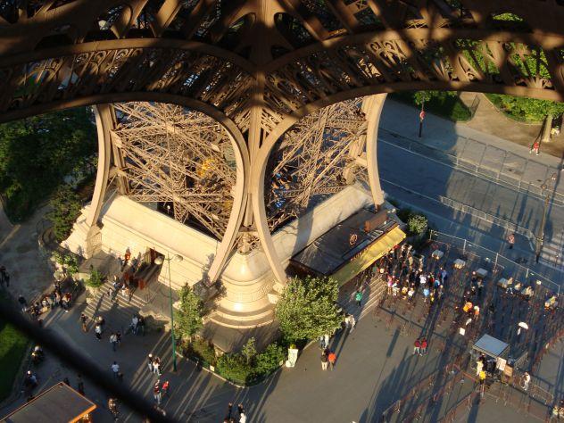 to smo mi slikal ko smo bli v parizu