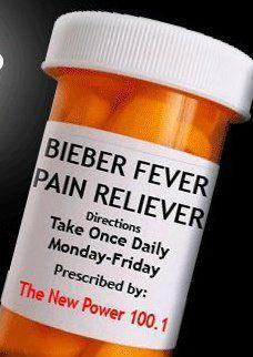 zdravilo za bieberjevo  bolezen :P