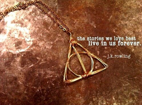 Harry Potter 4-ever ♥ ;*