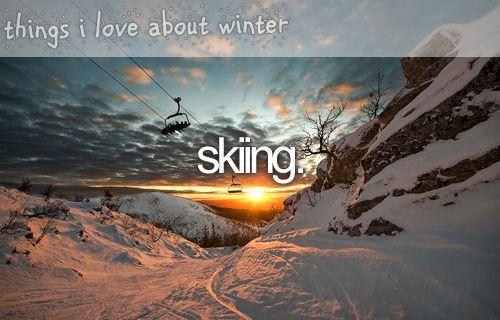 Skiing < 33