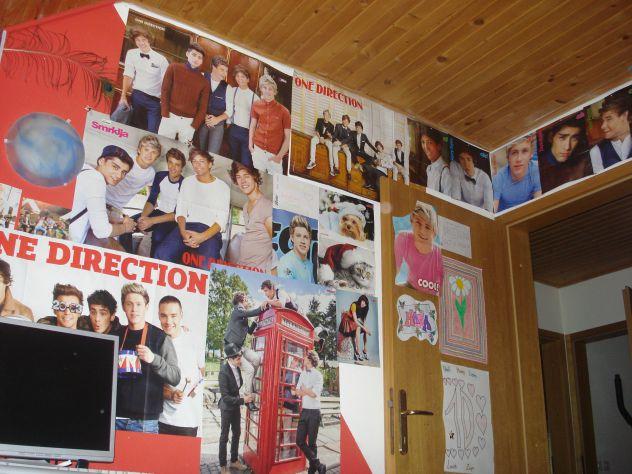 My 1D  room!