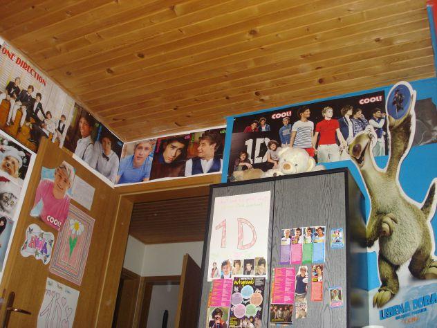 My 1D room! (glavn je poi SID)