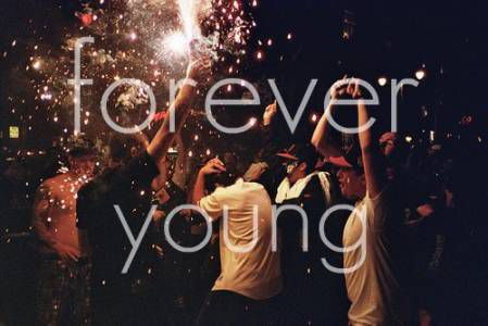 forever young<33