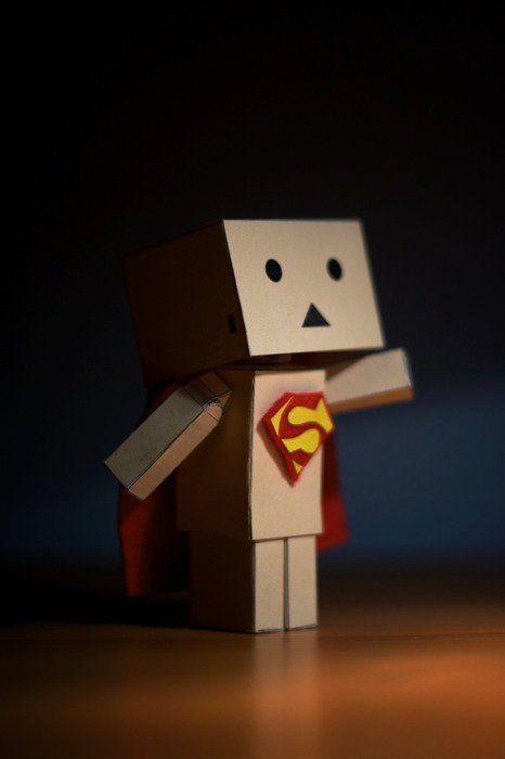 I am superman.!