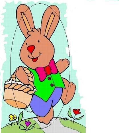 velikononočni zajček