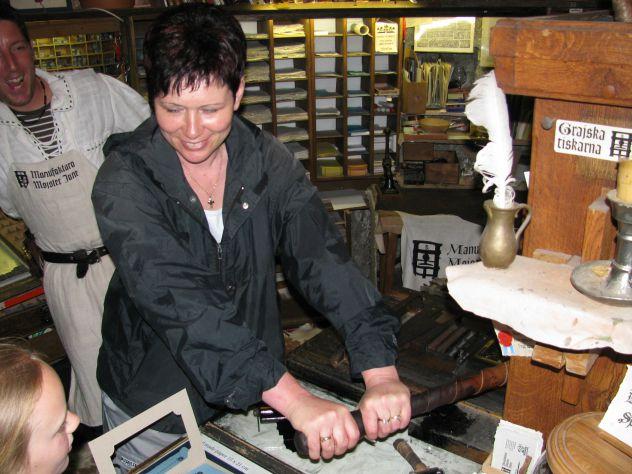 grajska tiskarna-Bled