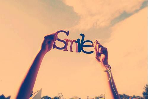 Smile ever day