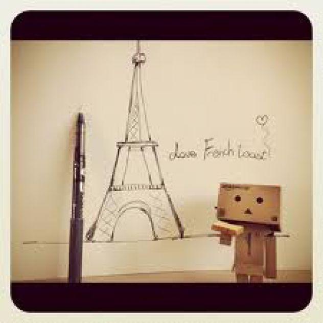I love Pariz