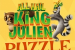 All Hail King Julien: Puzzle Party