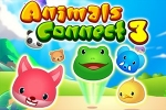 mahjong Animals Connect 3