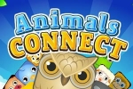 puzzle igre Animals Connect