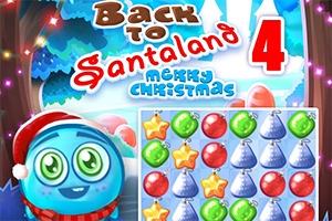 Back to Santaland: Merry Christmas