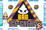 arkadne igre Bad Ice-Cream 2