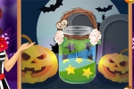 mobilne igre Betsy's Crafts: Halloween Candle Jar