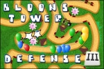 miselne igre Bloons Tower Defense 3
