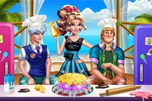 Boys Cooking Challenge