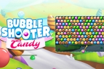 mobilne igre Bubble Shooter Candy