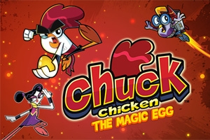 Chuck Chicken: The Magic Egg
