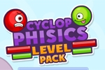 miselne igre Cyclop Phisics Level Pack