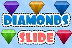 puzzle Diamonds Slide