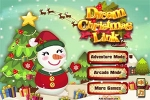 mahjong Dream Christmas Link