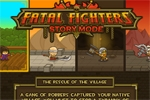 puzzle Fatal Fighters: Story Mode