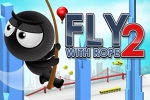 mobilne igre Fly with Rope 2
